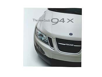 The new Saab 94X