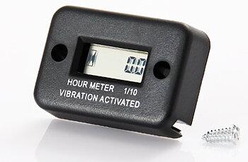 Timräknare - Vibration