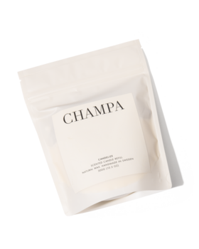 Candelize scented candle refill: Champa