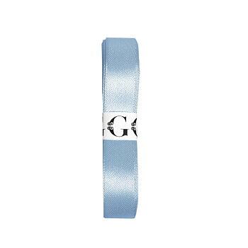 GIFTSETTER EXCLUSIVE satin ribbon light blue
