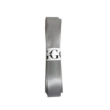 GIFTSETTER EXCLUSIVE satin ribbon silver