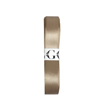 GIFTSETTER EXCLUSIVE satin ribbon beige