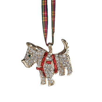 Joanna Buchanan Scottie ornament