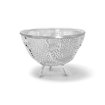 ANNA New York Espera nut bowl silver