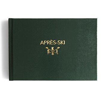 Sloane Stationery Après Ski guest book