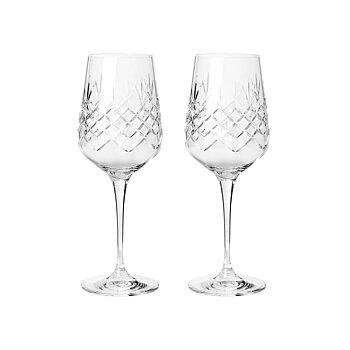 Frederik Bagger Crispy Monsieur Red Wine vinglas (säljs i par)