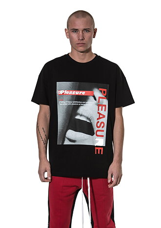 Pleasure Tee Black