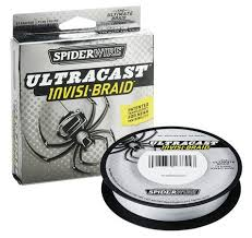 Spiderwire Ultracast Invisi-braid 110 meter