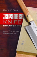 Japanese Knife Sharpening - With traditional waterstones