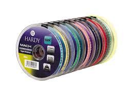 Hardy Mach Fluorocarbon