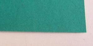 Vulkanfiber klar grön 0,8 mm