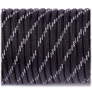 Paracord 550 Nylon - Reflective