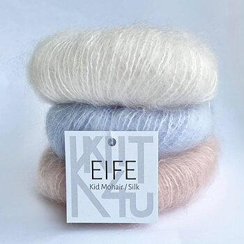 EIFE mohair / silke garn