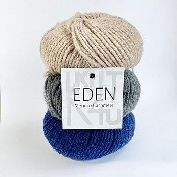 """""""EDEN"""" Merino / cashmere garn"""
