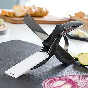 Knivsax - Kniven med Integrerad Skärbräda