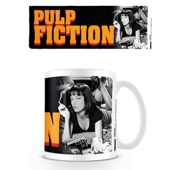 Pulp Fiction Mugg