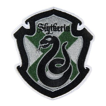 Slytherin Harry Potter Tygmärke
