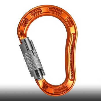 Palm Side Swing HMS Autolock karabiner