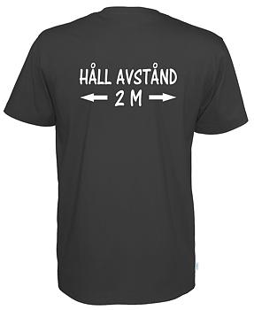 T-shirt HÅLL AVSTÅND