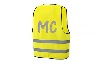 Reflexväst MC