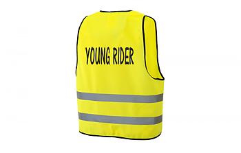 Reflexväst Young rider