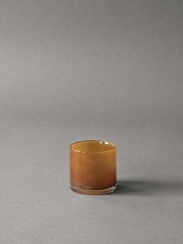 Tell Me More Candleholder Lyric Brown XS