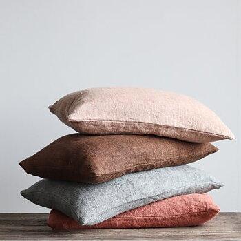 Tell Me More Margaux Cushion Cover 40 x 60 cm Cinnamon