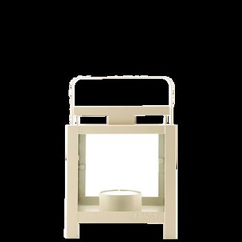 Ernst Ljuslykta för värmeljus  Beige