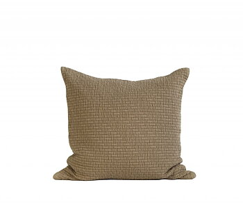 Tell Me More Brick Cushion Cover 50x50 Harvest