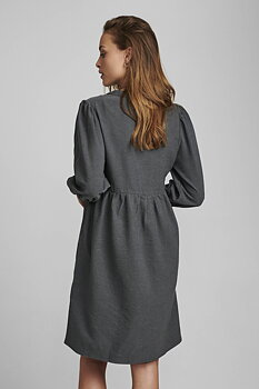 Nümph Bellis Dress Graphite