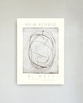 Hein Studio - Construction no. 08, 50x70 cm