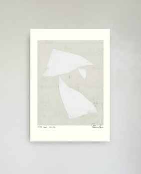 Hein Studio - White Leaf no. 03, 21x30 cm