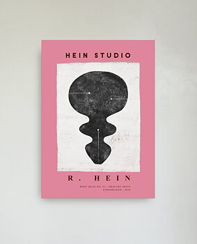 Hein Studio - Body Bean no. 05, 50x70 cm