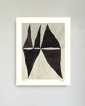 Hein Studio - Triangle no. 01, 40x50 cm