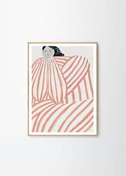 T P C - Sofia Lind, Still Waiting 50x70 cm