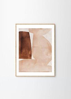 T P C - Berit Mogensen Lopez, Bloom 50x70 cm