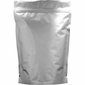 Mylarpåsar 1 L med blixtlås och platt botten (10 pack)