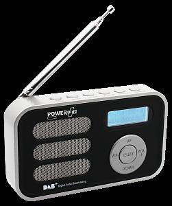 PowerPlus Stork solcellsradio