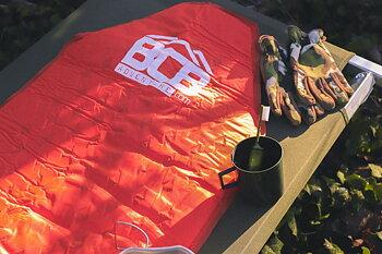 Självuppblåsande madrass BCB