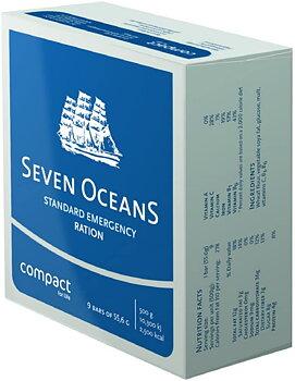 Nödkakor Seven Oceans