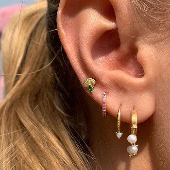 Hultquist Copenhagen Sedna earrings