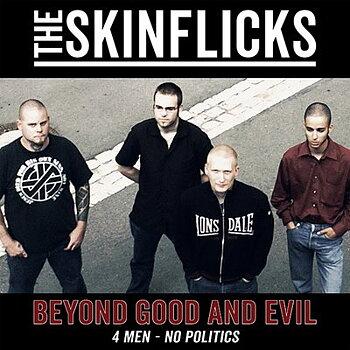 The Skinflicks - Beyond Good And Evil  - LP + CD