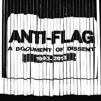 Anti-Flag - A Document of Dissent - 2LP