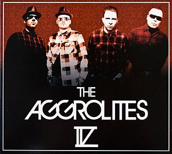 The Aggrolites - lV - LP