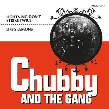 Chubby and the Gang - Lightning Don't Strike Twice - EP
