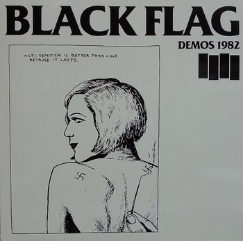 Black Flag – Demos 1982 - LP