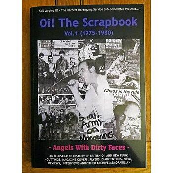 Oi! The Scrapbook - 1975 - 1980. Vol 1  - Bok
