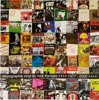 Discographie Du Rock Francais 1977 - 2000 - Bok