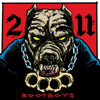 211 Bootboys Compilation: 20 Hard Years - LP