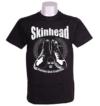 Skinhead - Stolthet & Tradition